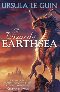 Book Cover: A Wizard of Earthsea