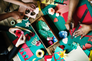 Adult Drop-In Crafts @ Washington District Library - Main Library