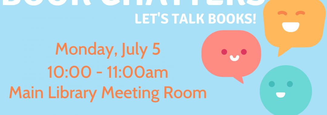 Book Chatters- July