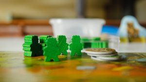 Teen Board Game Night @ Washington District Library - Sunnyland Branch