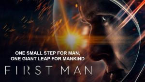 Morning Movie: First Man @ Washington District Library - Sunnyland Branch