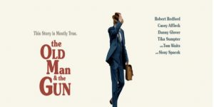 Morning Movie: The Old Man & the Gun @ Washington District Library - Sunnyland Branch