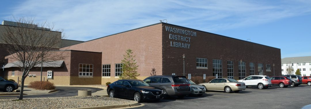 Exterior image of Washington District Library