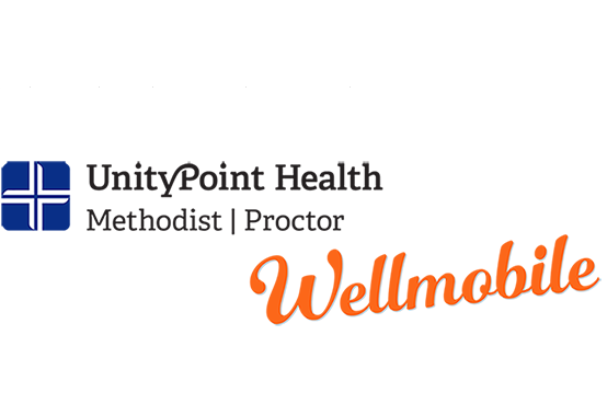 UnityPoint Health Wellmobile logo