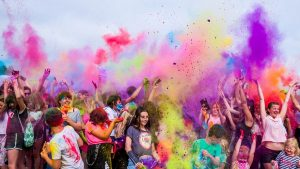 Teen/Tween Color Wars @ Washington District Library - Main Library
