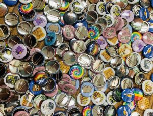 Make-It Monday: Buttons @ Washington District Library - Main Library