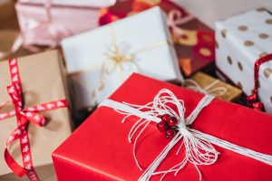 Drop-In Gift Wrapping @ Washington District Library - Main Library