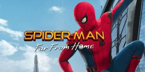 Teen Movie Night - Spider-Man: Far From Home @ Washington District Library - Sunnyland Branch