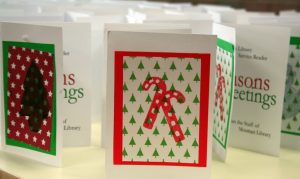 Make It Monday: Cricut Christmas Cards @ Washington District Library - Main Library