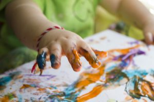 Messy Masterpieces @ Washington District Library - Main Library