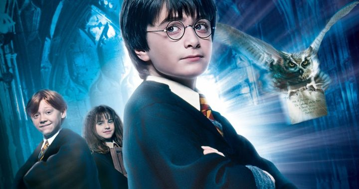 Movie Cover from Harry Potter and the Sorcerer's Stone