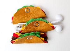 Teen DIY - Taco Earphone Holder @ Washington District Library - Main Library