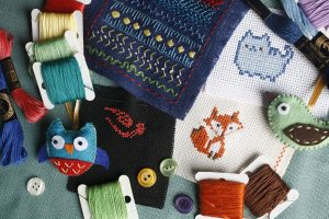 Cross Stitch 101 @ Washington District Library - Main Library