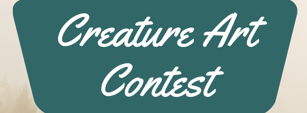 Creature Art Contest