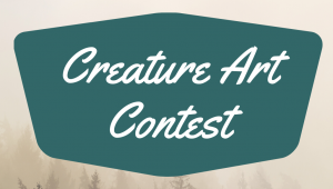 Creature Art Contest @ Washington District Library