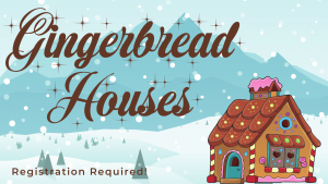 Gingerbread Houses @ Washington District Library - Main Library