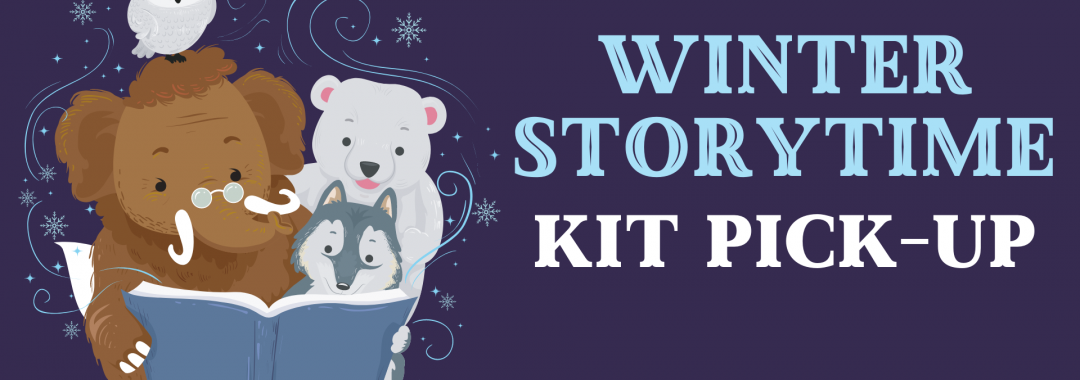 Winter Storytime Kit Pick-Up