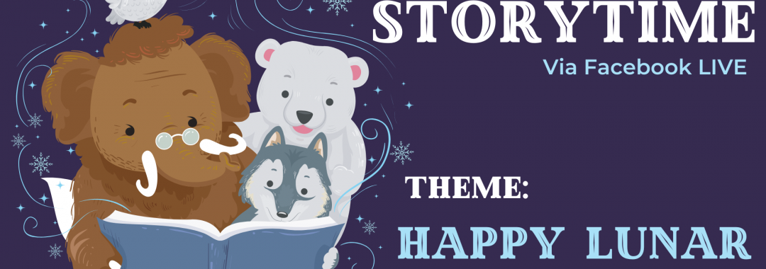 Winter Storytime- Happy Lunar New Year!
