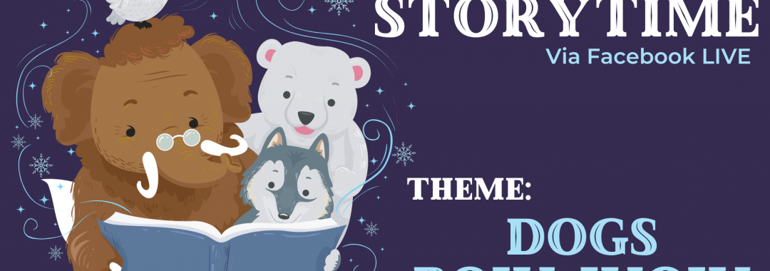 Winter Storytime: Dogs Bow-Wow