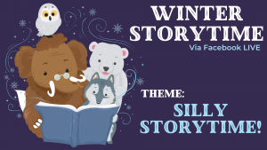 Winter Storytime- Silly Storytime! @ Facebook Live