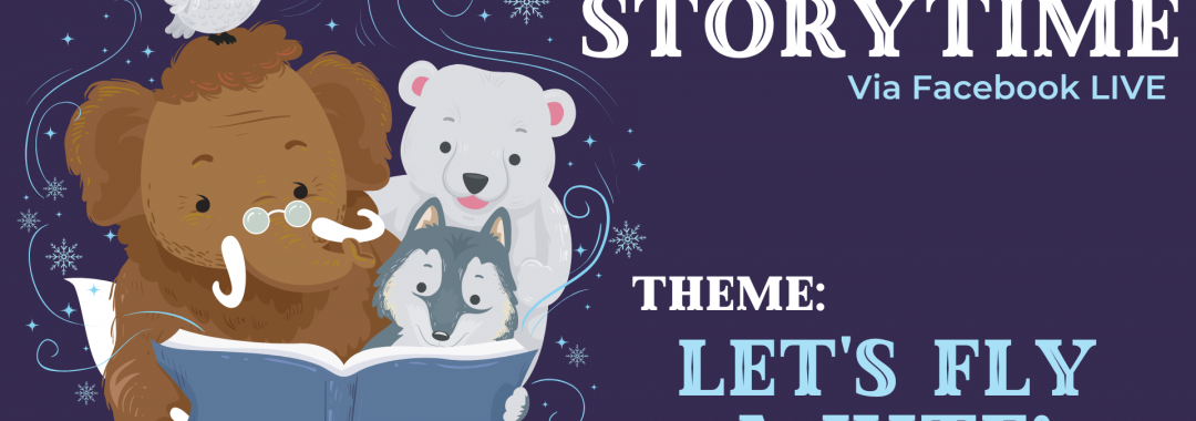 Winter Storytime- Let's Fly a Kite