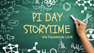 Pi Day Storytime @ Facebook Premiere