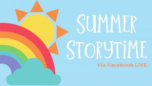 Summer Storytime @ Facebook LIVE