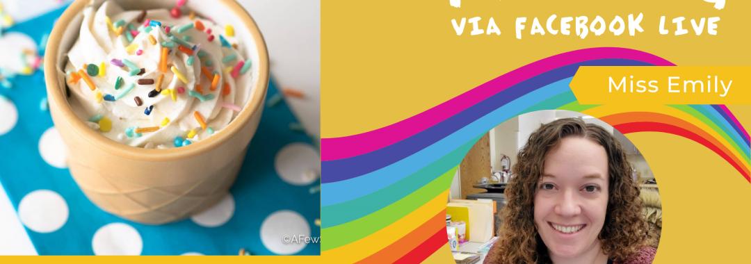 Craft Along- Funfetti Mug Cake