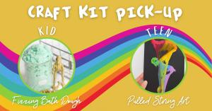 Craft Kit Pick-Up @ Washington District Library- Main Library