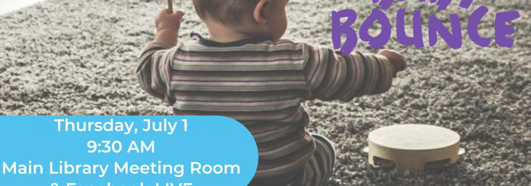 Baby Bounce- Week 4