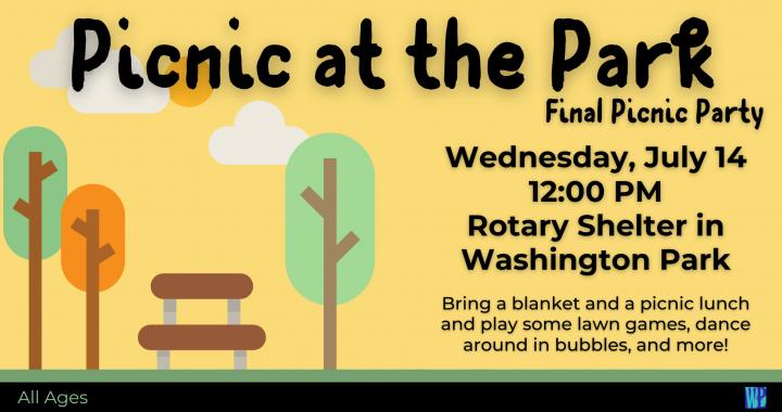 Picnic at the Park- Final Picnic Party