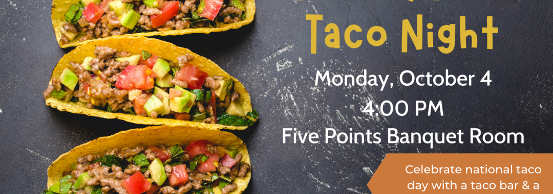 Tween/Teen Taco Night