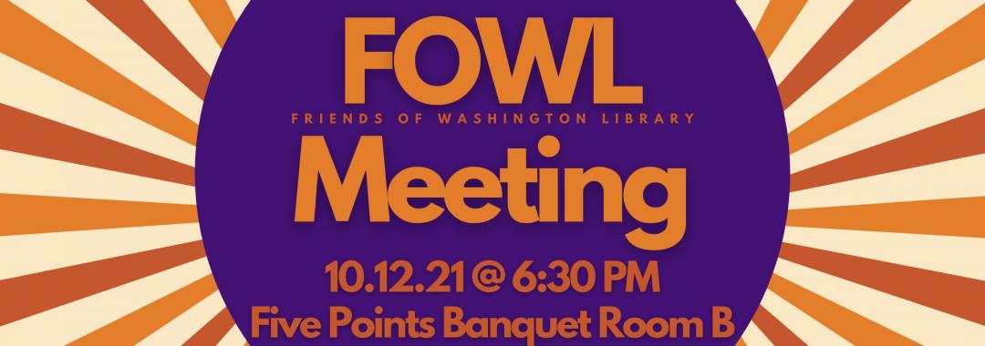 FoWL Meeting