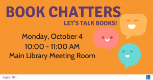 Book Chatters @ Washington District Library